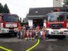 Kindergarten Pitten zu Gast bei der FF-Pitten